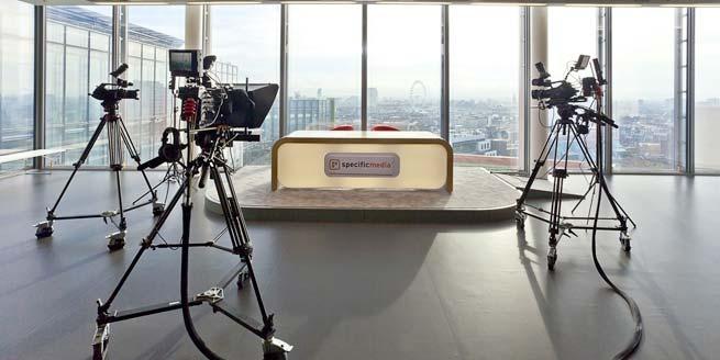 Presenters desks