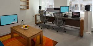 Farm William edit desk