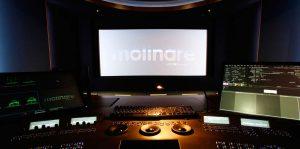 Molinare grading suite
