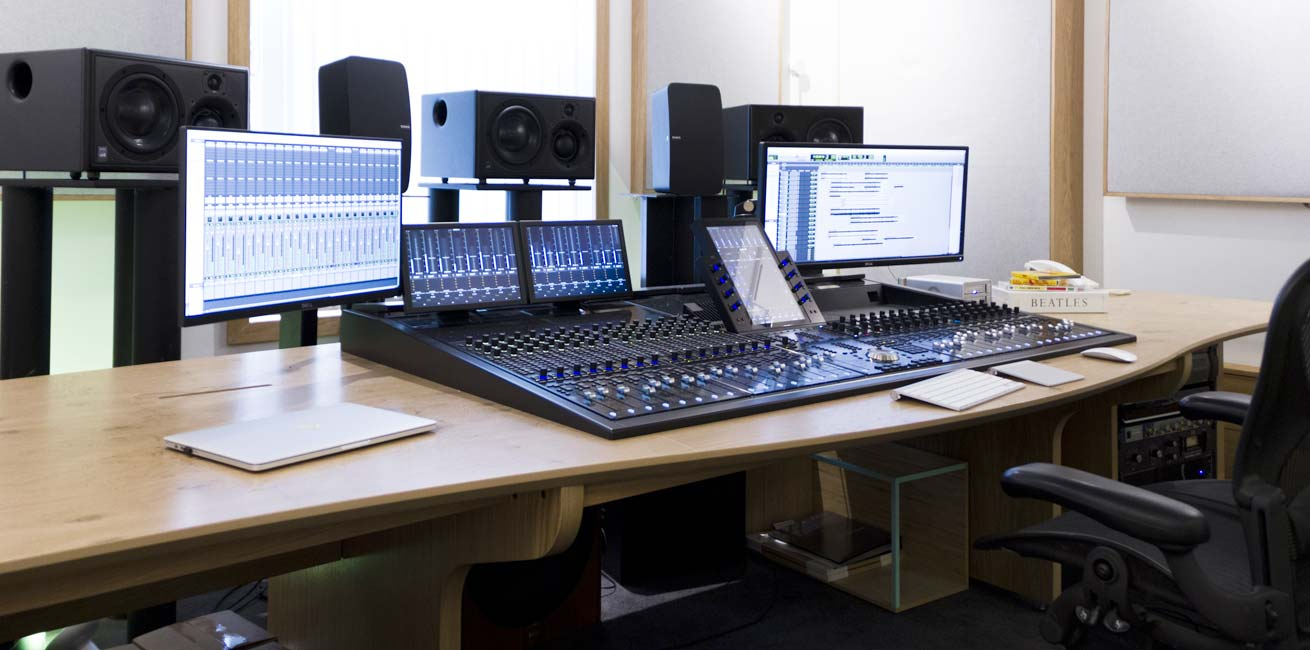 Aka Design Recording Studio Furniture For Mixing