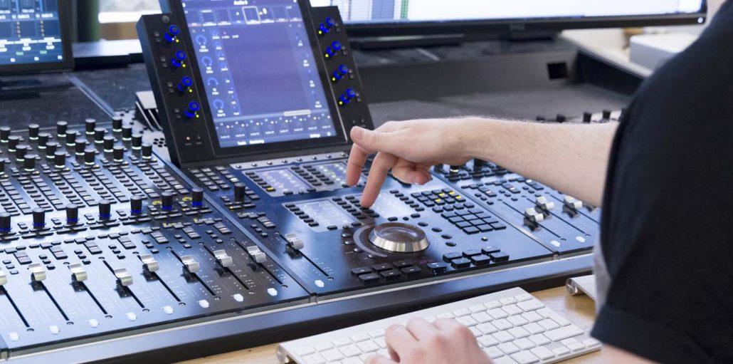 AKA Design - Recording studio furniture for Mixing