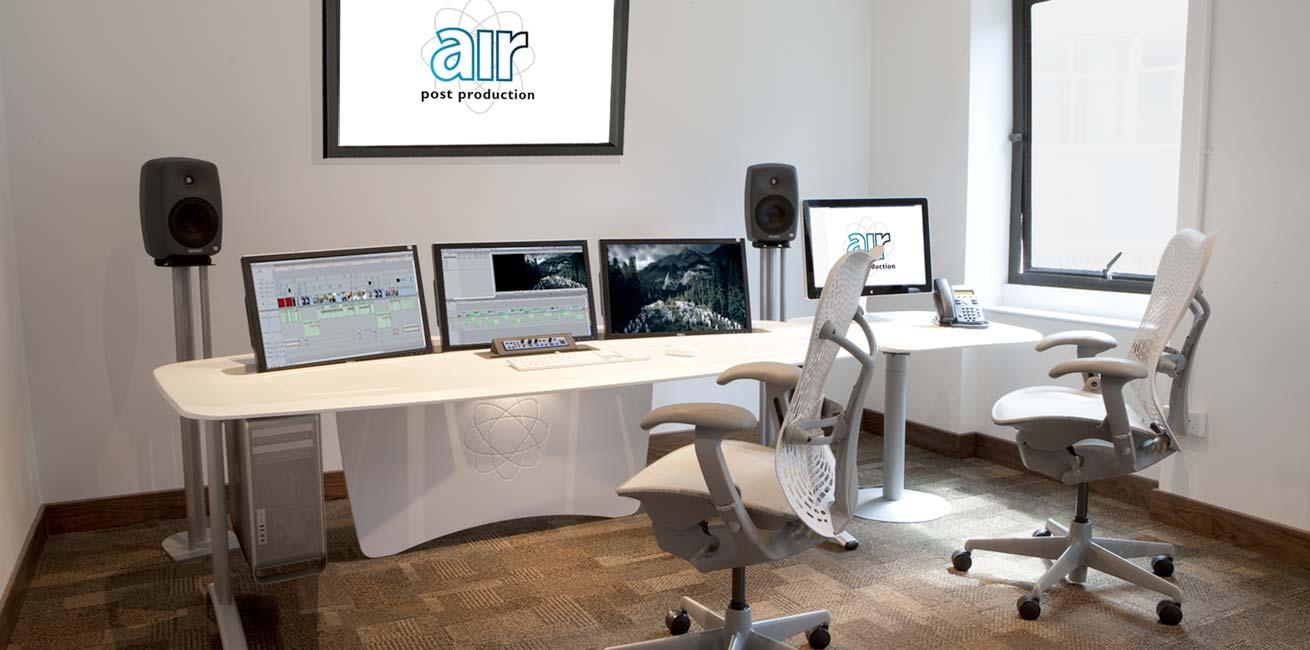 Air Post edit desk