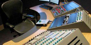 Air Studios Mastering suite