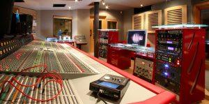 Alpha Centauri audio studio
