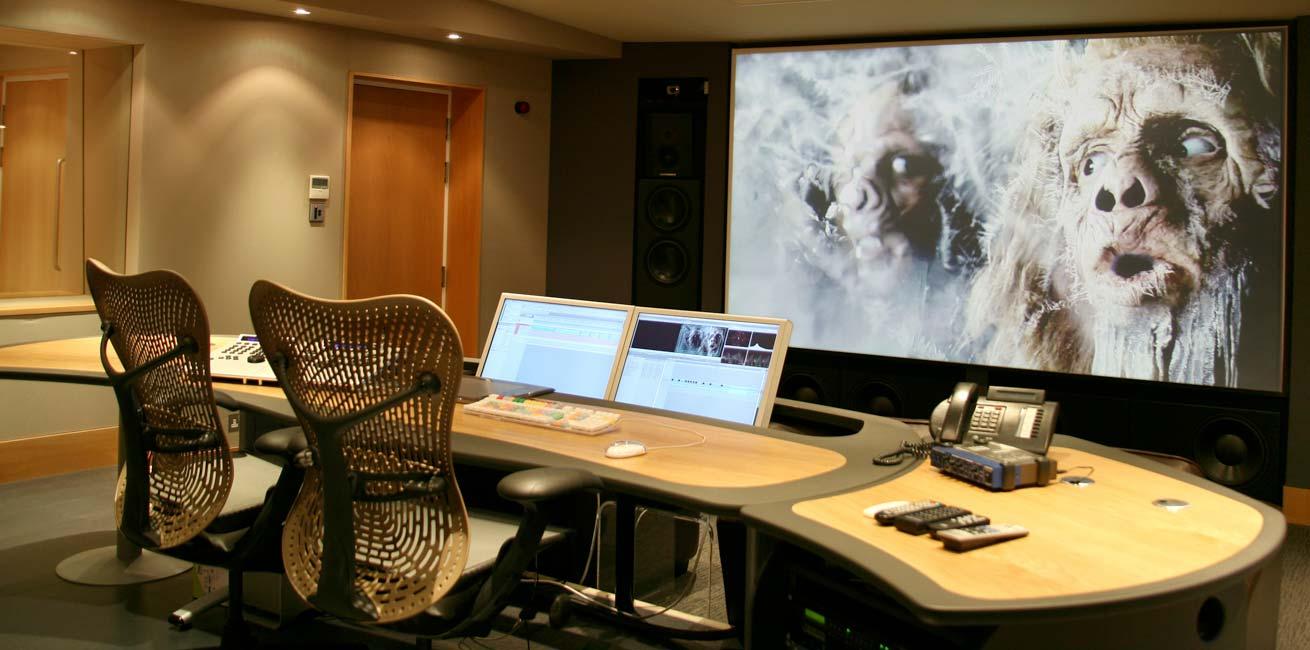 AMVBBDO ProEdit hybrid edit desk