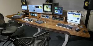 BBC Editing desk