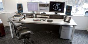 Bruce Dunlop Edit desk