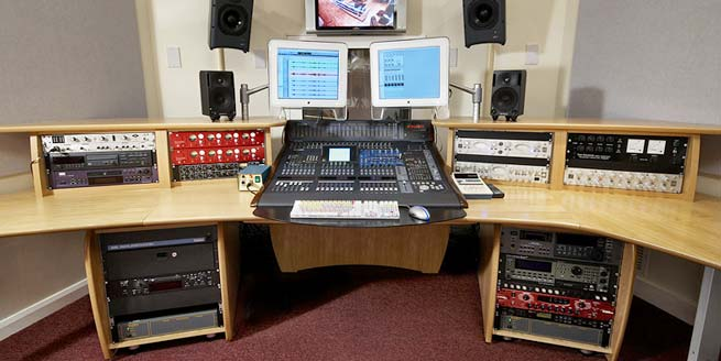 royal college of music prowave desk
