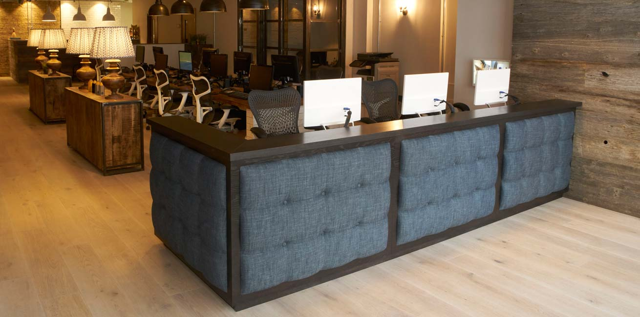 Envy reception desk