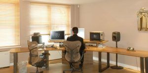 Envy Editing desk