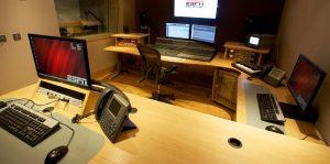 ESPN Audio studio