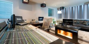 Factory Studios audio studio