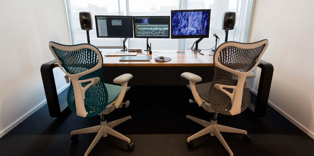 Farm rise and fall edit desk