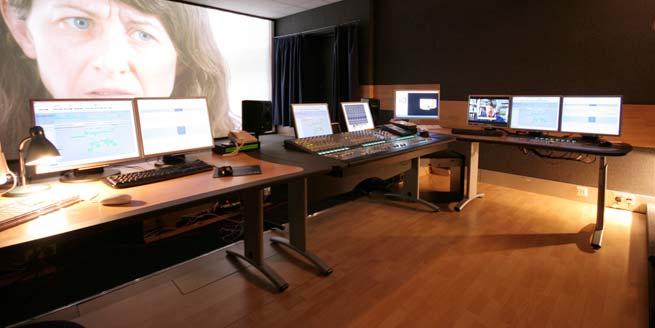 hybrid theatre desk
