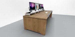 ITV Edit desk