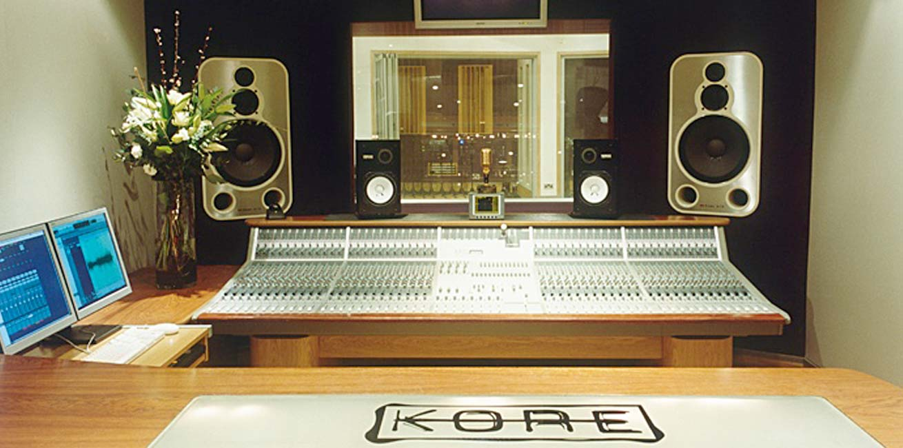 aka design recording studio furniture for mixing composing and