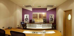 Kore Studios Audio desk