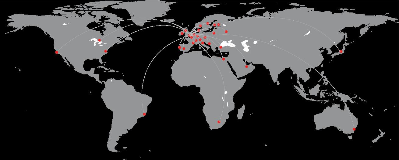 AKA Dealer map
