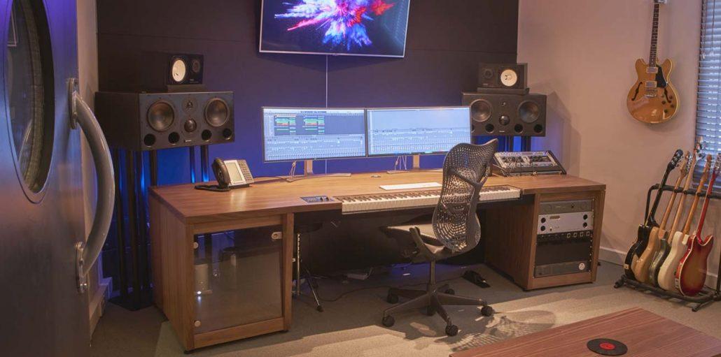 Aka Design Mastering And Sound Design Furniture Desks