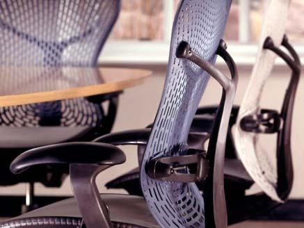 Herman Miller mirra chair pic 5