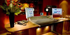 Music 4 Custom audio desk