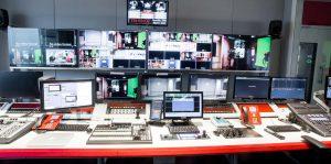 News International control room