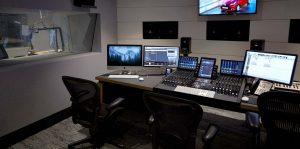 Prodigious Avid S6 desk
