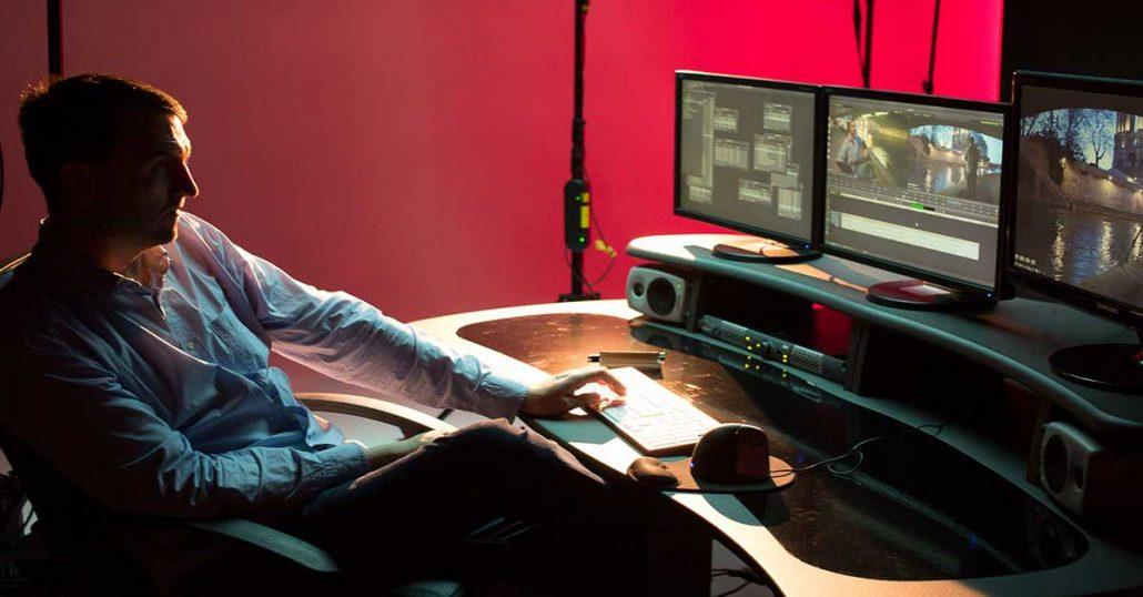 Proxy ProMedia desk