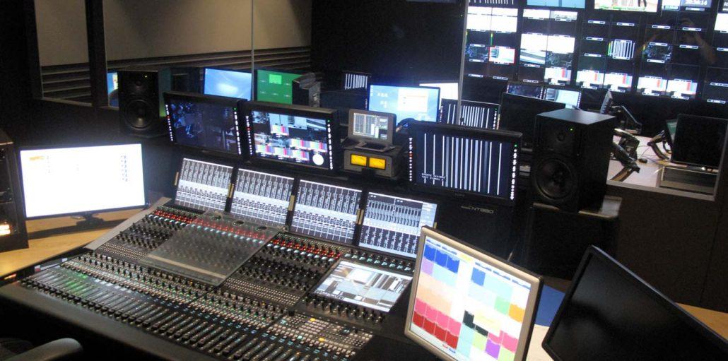 Aka Design Design Build Broadcast Control Room Furniture