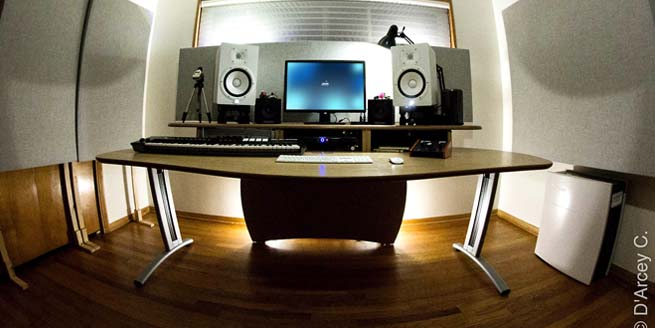 prolite audio desk