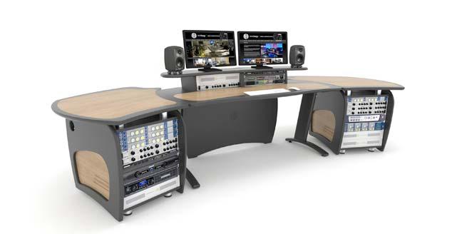 promedia with worktops
