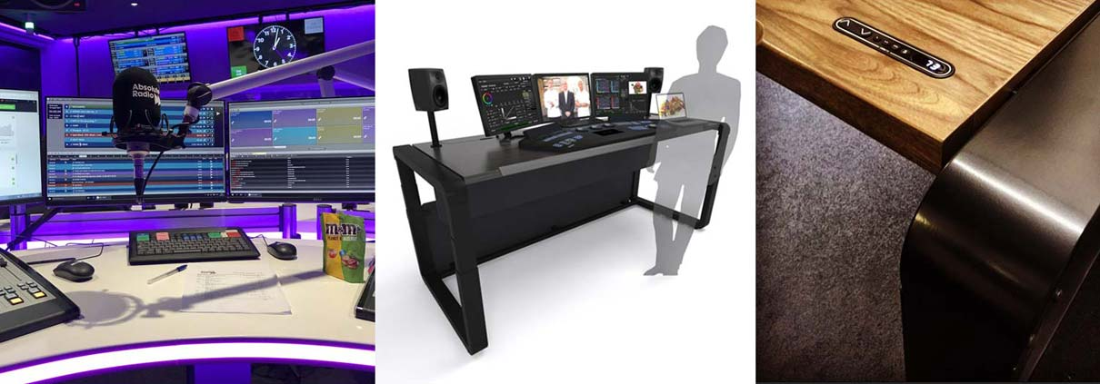 rise and fall edit desks
