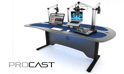 ProCast Desk