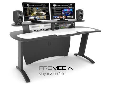 ProMedia Grey & white