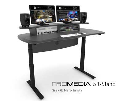 ProMedia sit-stand