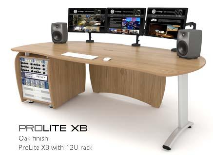 ProLite XB & 12U rack