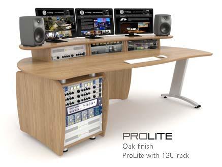 ProLite & 12U rack