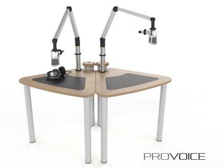ProVoice double