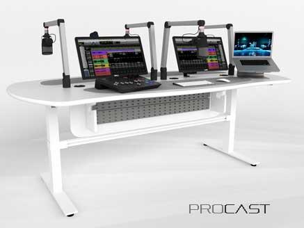ProCast in white