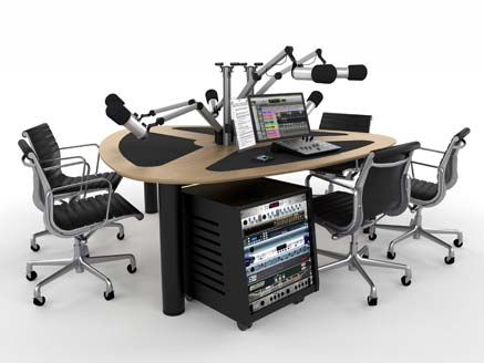 ProVoice-V6-podcast table