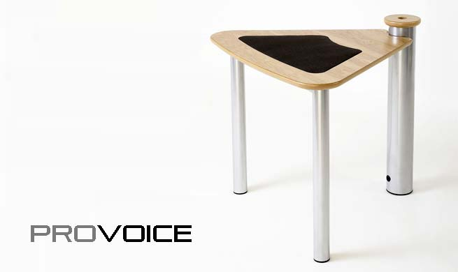 ProVoice Voice over table