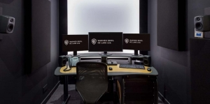 Warner Bros - De Lane Lea Edit desk