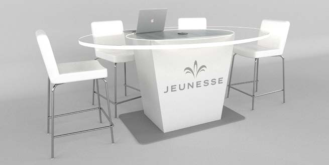 Jeunesse podcast table